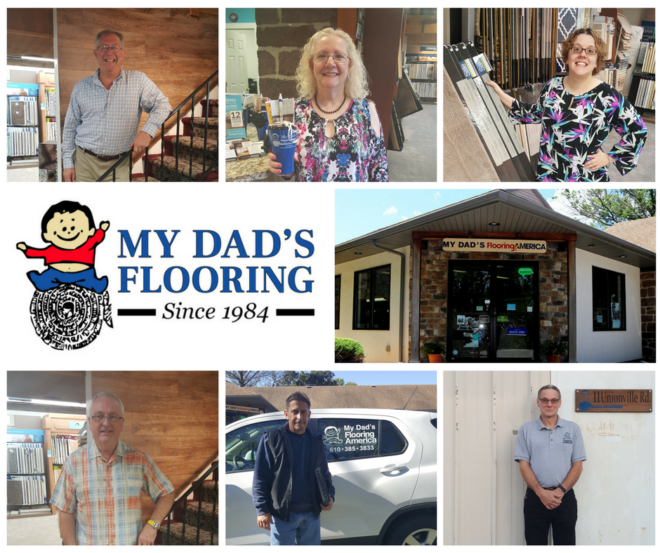 flooring products and installation in Lehigh County, Pa